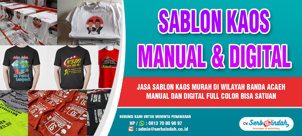 Banner SABLON KAOS